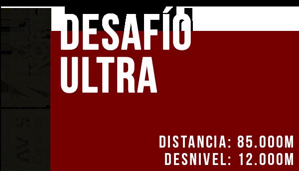 DESAFIO ULTRA